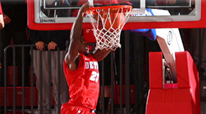 Doug Anderson's Ridiculous 360 Between-the-Legs Dunk, Wins the College Basketball Dunk Contest [Video]