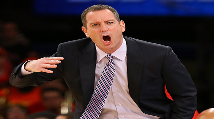 Mike Rice: Video of Rutgers Coach Assaulting Players and Throwing Balls At Their Heads