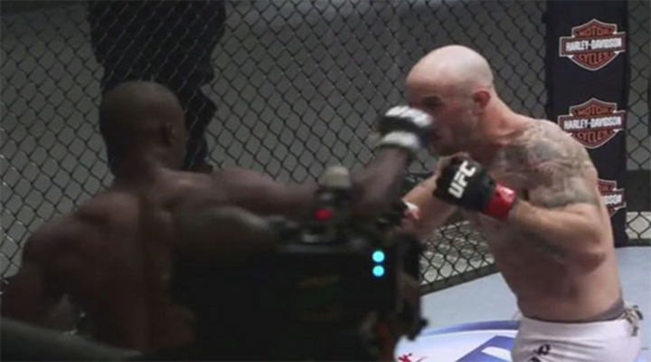 """Ultimate Fighter: Uriah Hall Broke Bubba McDaniel's Face, So Dana White Called Him the """"Nastiest Guy in TUF History"""" [Video]"""