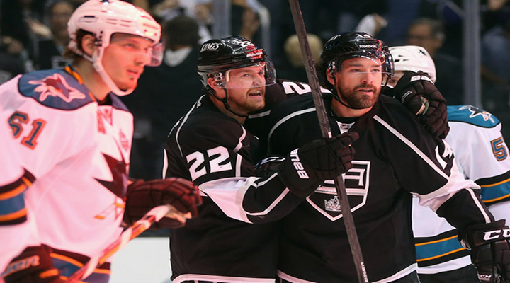 Kings Triumph in Game 7: Justin Williams Scores Two Goals & Jonathan Quick Makes Game Saving Stop [Video]