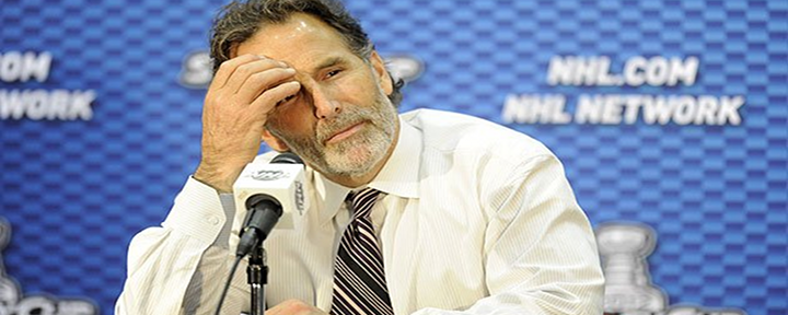 Rangers Coach John Tortorella Was Expectedly Brief Following Overtime Loss to Capitals [VIDEO]