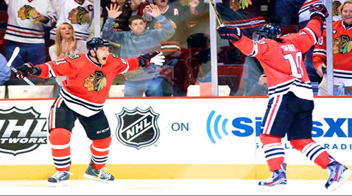 Brent Seabrook: Overtime Goal Gives Blackhawks 2-1 Win Over Red Wings in Game 7 [Video]