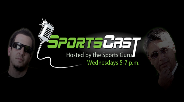 SportsCast: Episode 78 (05-29-13) – Special Guest Sam Tripoli Joins Us To Talk NBA Finals, NHL Playoffs, UFC, NFL & More