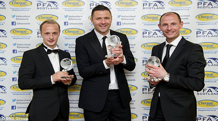 Scottish Soccer Player Michael Higdon Accepts Player of the Year Award, Celebrates By Being Arrested For Assault at a Nightclub