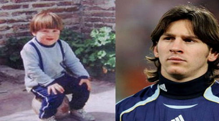 Argentina Superstar Lionel Messi: Rare Video Of Him Playing as a Kid, And Being Really Awesome