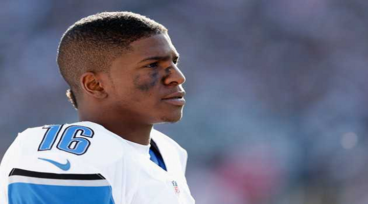 It Just Keeps Getting Worse: Titus Young Reportedly Charged 4th Time with Another Burglary