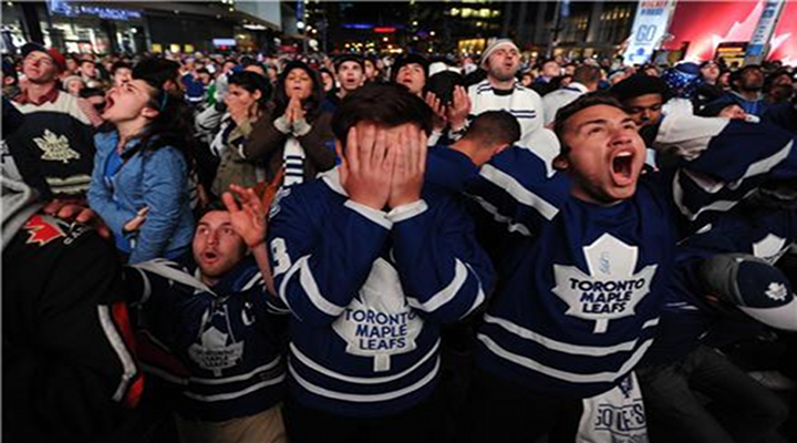 Bruins Rally & Leafs Choke: Boston Forces Overtime After Trailing 4-1 in the 3rd in Game 7, Then Wins in Overtime [Video]