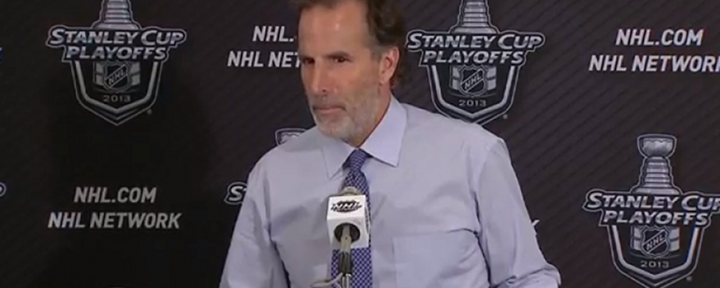 "John Tortorella On Brad Richards Situation: ""Kiss My Ass If You Want to Write Something Different"" [Video]"