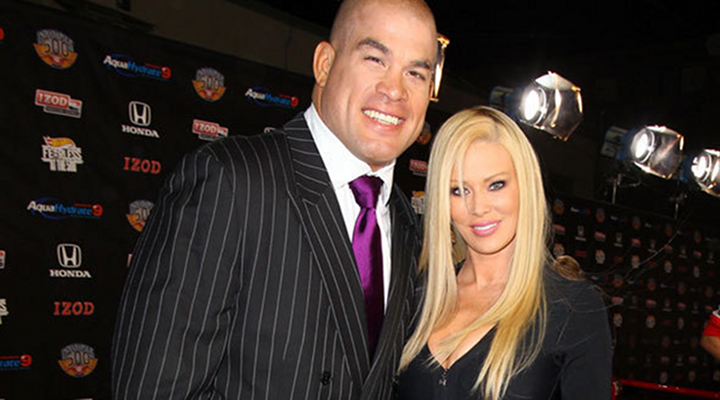 Jenna Jameson Accusing Tito Ortiz of Trying to Kill Her and Using Drugs on Twitter