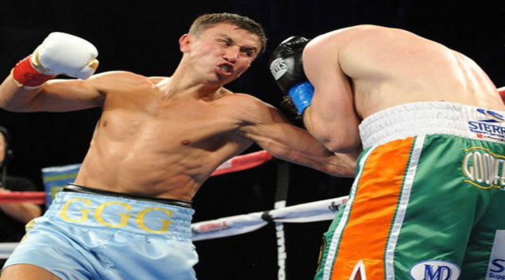 Gennady Golovkin Knocked Out Matthew Macklin With a Vicious Body Shot in the 3rd Round [Video]