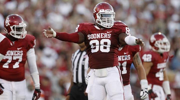 BoneHead: Oklahoma Senior Defensive Lineman, Chuka Ndulue, Arrested For DUI by Campus Police