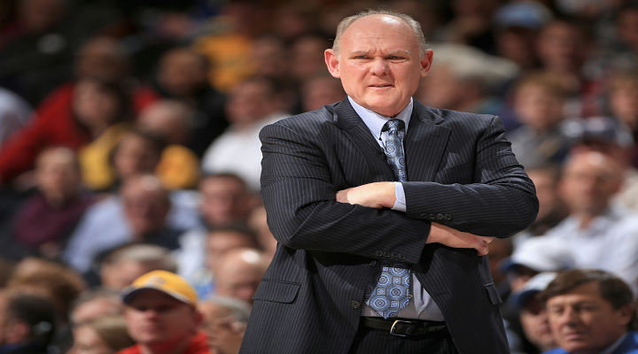 Denver Nuggets Part Ways with Head Coach George Karl After Winning This Years NBA Coach of the Year Award
