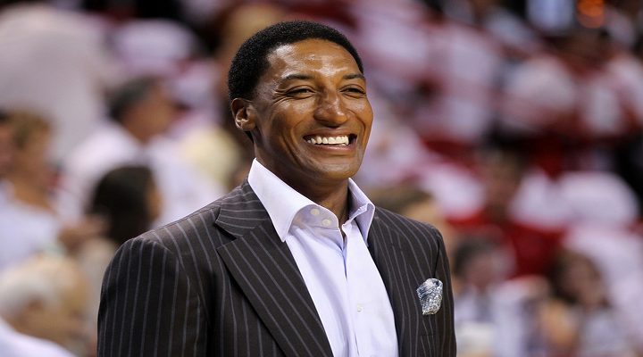 NBA Legend Scottie Pippen Reportedly Arrested for Knocking Out Another Man