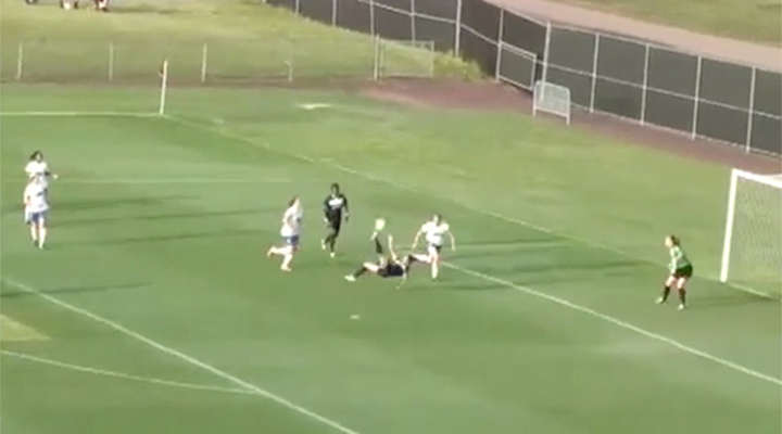 Lisa De Vanna Scored The Goal of the Weekend in NWSL with a Amazing Bicycle Kick [Video]