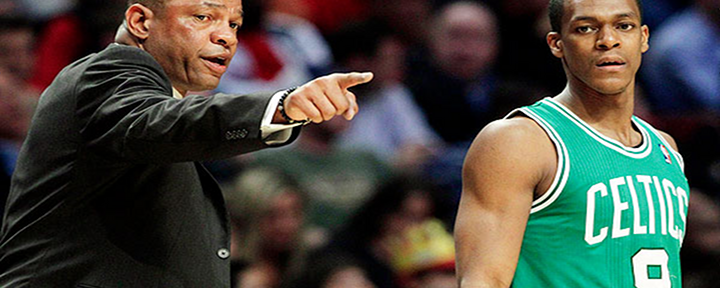 Doc Rivers Allegedly Tried to Fight Rajon Rondo After Rondo Dropped an F-Bomb in a Team Meeting