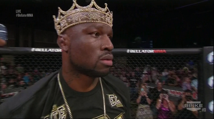 "Muhammed ""King Mo"" Lawal's Knock Out of Seth Petruzelli at Bellator 96 was Gut-Wrenching [Video]"
