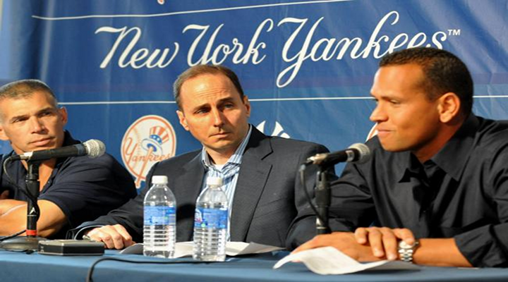 Brian Cashman to Alex Rodriguez: 'Shut the F**k Up' After A-Rod Tweets About Health Issues