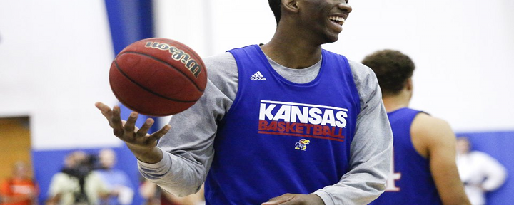 Kansas Future Star, Andrew Wiggins, Proves to Be as Advertised with Monster Dunk in Unofficial Debut [Video]