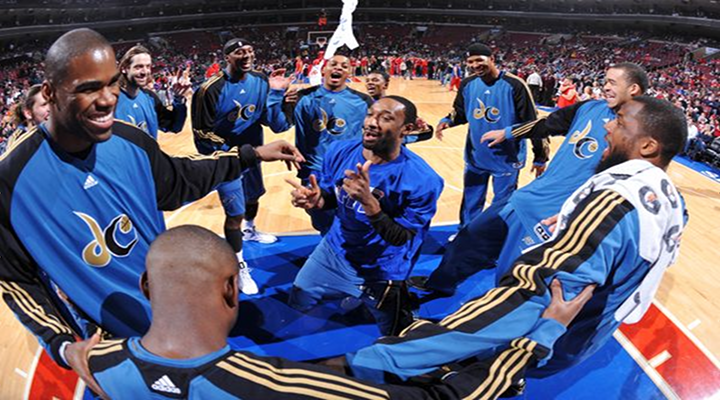 Gilbert Arenas Arrested With a Truckload of Illegal Fireworks a Week Before the 4th of July