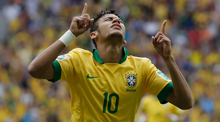 Neymar & Fred Carry Brazil to a 3-0 Thrashing of Spain to Win the Confederations Cup [Video Highlights]