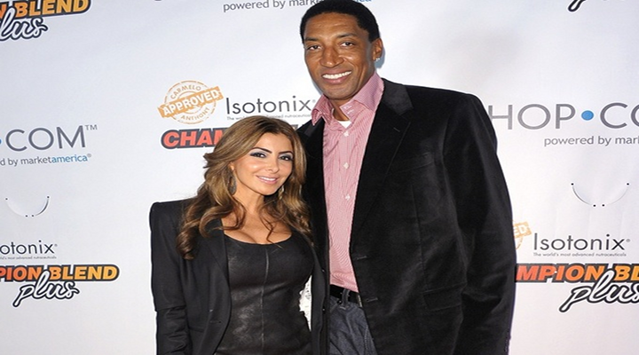 Scottie Pippen: Source Says Racist Autograph Seeker Spit on Pippen & Used the N Word at Him