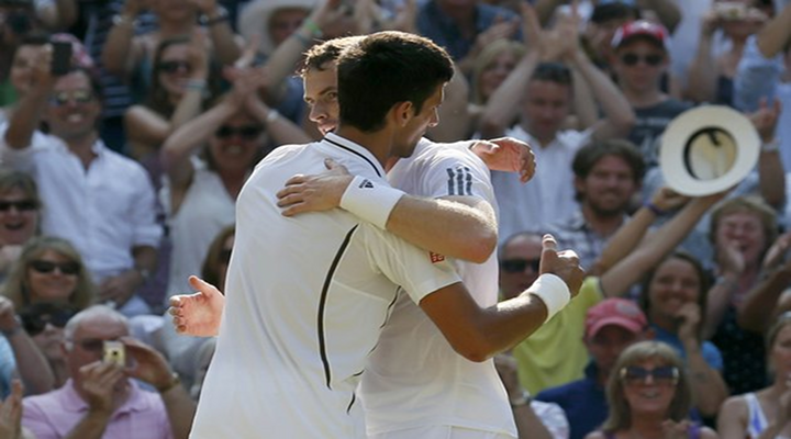 Andy Murray Wins Wimbledon: Ends Great Britain's 77 Year Wait For a Men's Champion [Video]