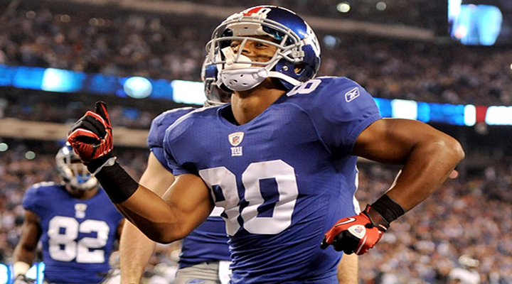Victor Cruz Signs Long-Term Extension with New York Giants