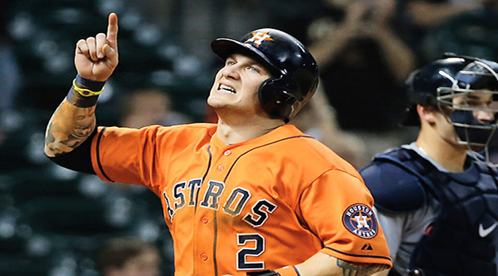 Brandon Barnes: Houston Astros Rookie Hits for Cycle Against Mariners [Video]