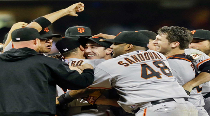 Tim Lincecum Throws No-Hitter Against the San Diego Padres [Video]