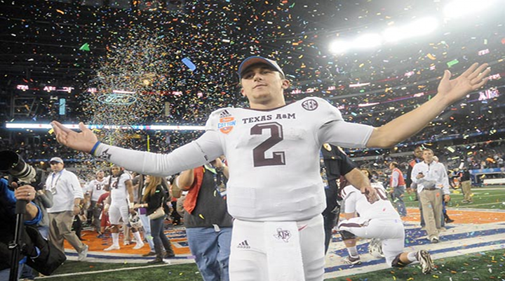 Johnny Manziel Questioned By NCAA Investigators, Admitted Nothing [UPDATE: Manziel Suspended for First Half of Season Opener]