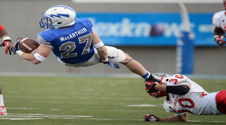 The State of Play - Mountain West Conference: Air Force (2013 Preview)
