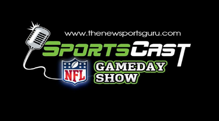"""SportsCast: Episode 91 (07-31-13) – """"SportsCast NFL Game Day Show"""" Top 10 Fantasy RB's with Fantasy Trade 411"""