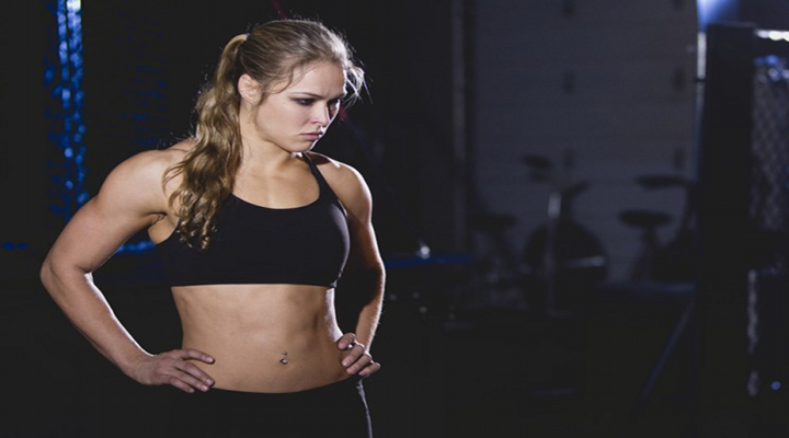 Fan Gets Ripped After Asking Ronda Rousey How Much Sex She Has Before Fights [Video]