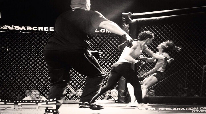 """""""You Got Knocked the F*ck Out"""": Jinh Yu Landed the Women's MMA Knockout of the Year [Video]"""