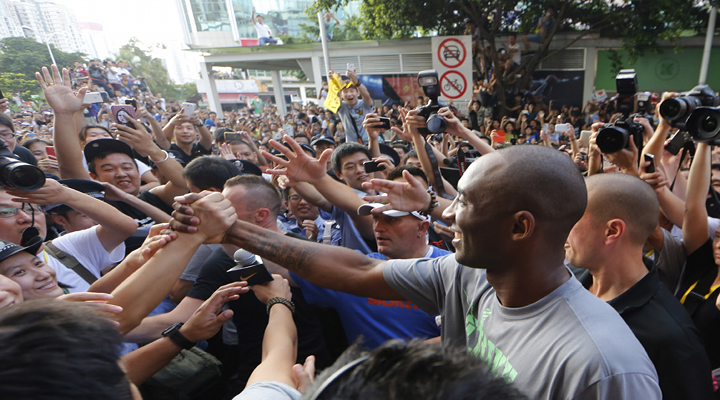 Kobe Bryant's Awesome New Nike Ad Shows What It Takes to Be a Champion [Video]