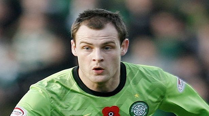 Anthony Stokes: Irish Soccer Player for Celtic, Arrested For Allegedly Punching Elvis Impersonator