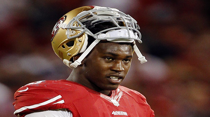 Aldon Smith: 49ers Pro-Bowler Arrested For DUI & Marijuana Possession After Single Car Accident [UPDATE: Smith Admitted to Treatment Facility]