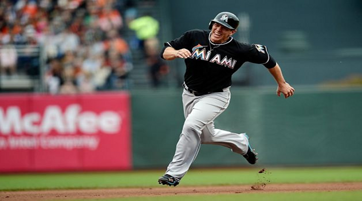Logan Morrison: Marlins First Baseman Hits Longest HR of 2013 Season at Estimated 484 Feet [Video]