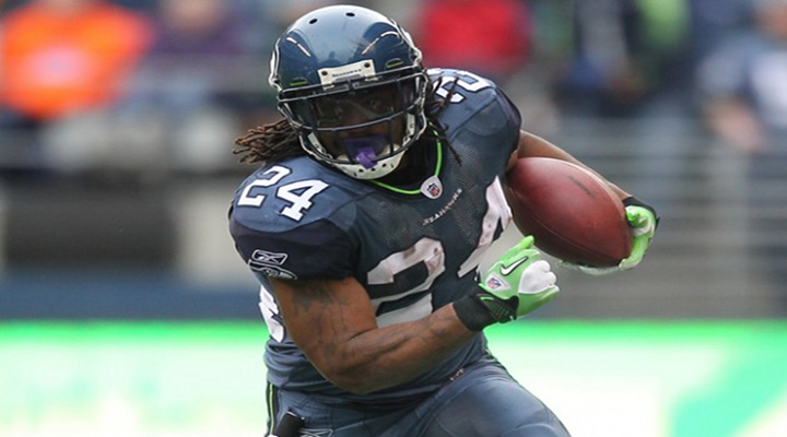 Marshawn Lynch in Beast Mode Again on this Amazing 43 Yard Run Against the Texas [Video]
