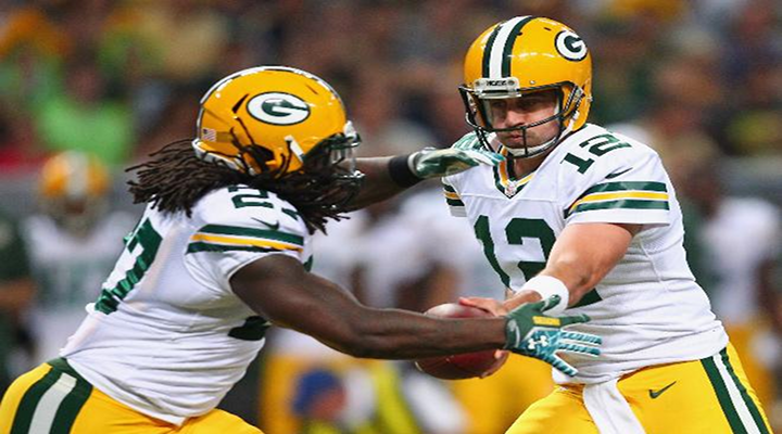 """You Got Knocked the F*ck Out!"": Packers RB Eddie Lacy Knock Out of Game by Helmet-to-Helmet Hit [UPDATE: Meriweather Knocks Himself Out]"