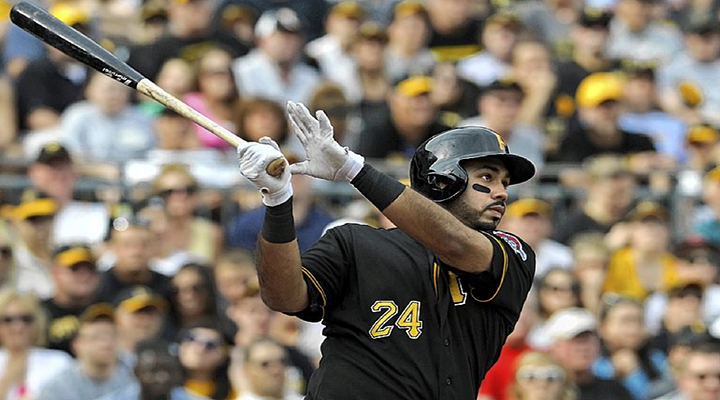 Pittsburgh Pirates' Hit Back-to-Back-to-Back Homers Including Pedro Alvarez's Inside-the-Park Job [Video[]