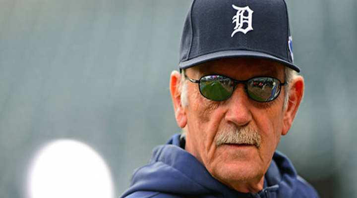 Jim Leyland Retiring as Manager of the Detroit Tigers - According to Reports