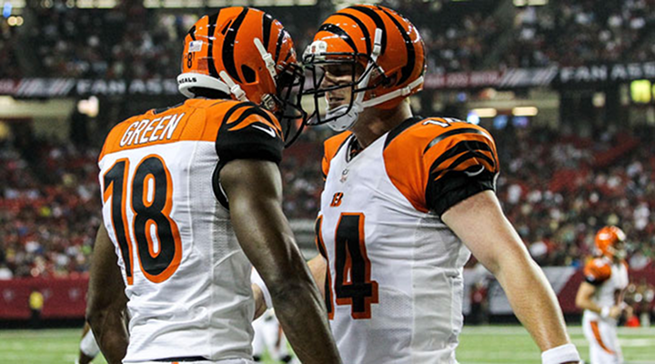 Andy Dalton Finds AJ Green For a 82-Yard Touchdown to Start the Game [Video]