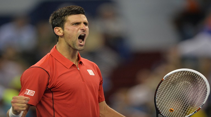 Novak Djokovic Went Off on an Umpire During the Shanghai Masters  [Video]