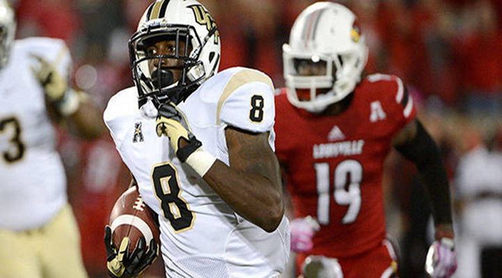 Down Goes Louisville: UCF Upset The Cardinals 38-35, Ends Potential BCS Title Game Bid