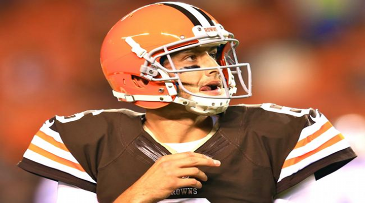 Brian Hoyer: Browns QB Took a Hard Hit from Kiko Alonso [UPDATE: Hoyer OUT for the Season with Torn ACL]
