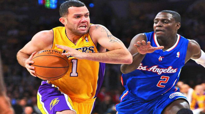 Lakers Bench Sparks Upset Win Over Clippers in Battle for L.A. [Video Highlights]