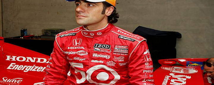 Dario Franchitti Involved In Scary Crash That Destroyed His Car at Grand Prix of Houston [UPDATE: Franchitti Breaks Back in Crash]