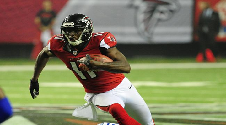Julio Jones: Falcons Wide Receiver Likely Out for the Year with Foot Injury