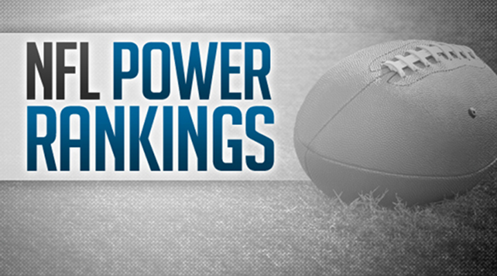 2013 NFL POWER RANKINGS: Week 9 – Only the Strong Will Survive